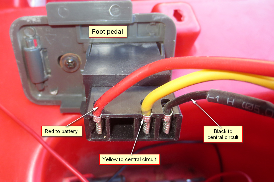 Solved Kid Trax Cooper S 12v Now Blows Fuses Modifiedpowerwheelscom Mini Fuse Box Problems Image