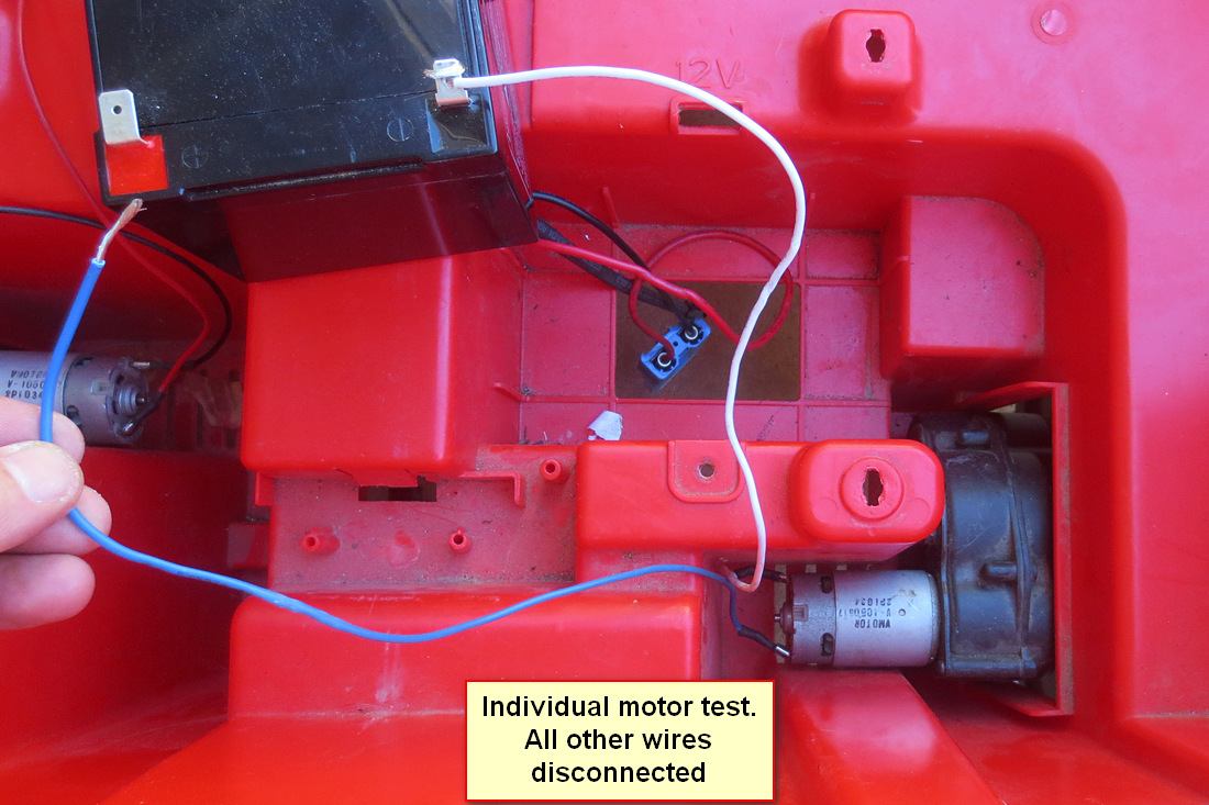 Solved Kid Trax Cooper S 12v Now Blows Fuses Modifiedpowerwheelscom Automotive Accessory Wiring Diagram Does The Bypass Minus Circuit That You Posted Here Apply To My Vehicle Http Foru 178134843